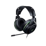 Razer RZ04-01920300-B ManO'War Wired 7.1 Virtual Surround Sound Gaming Headset with Microphone (Black and Green)