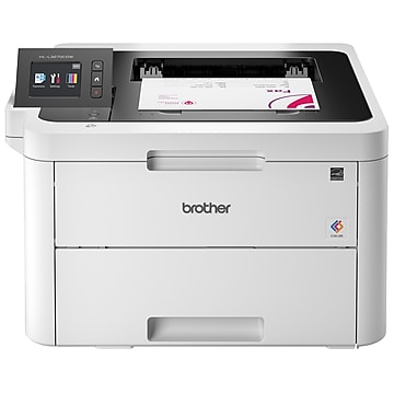 Brother HL-L3270CDW Single-Function Color Laser Printer with NFC, Wireless and Duplex Printing