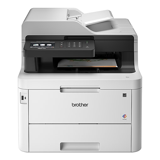 Brother Mfc L3770cdw Color All In One Laser Printer With