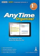 Individual Software AnyTime Organizer Standard 16 for 1 User, Windows, Download (ESD-A16S)