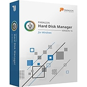 Paragon Hard Disk Manager 16 Advanced for 1 User, Windows, Download (760PEUBL)