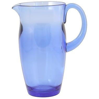 Strahl® DaVinci Pitcher, Blue, 53 oz