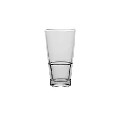 Strahl® CapellaStack Cooler Tumbler, Clear, 16 oz