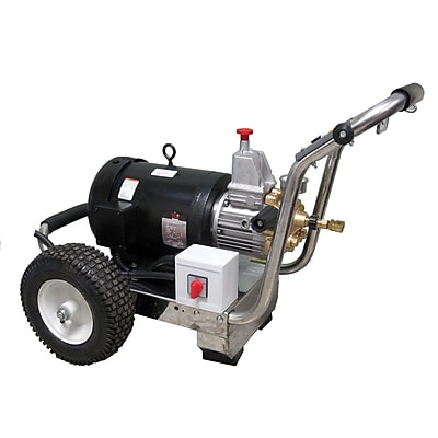 Dirt Killer E300-3PH, 3000 PSI, Electric Industrial Pressure Washer