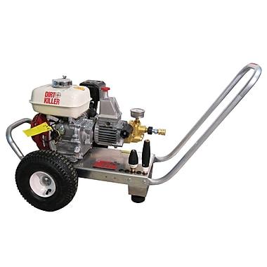 Dirt Killer H200, 2000 PSI, Gear-Drive Honda Industrial Pressure Washer