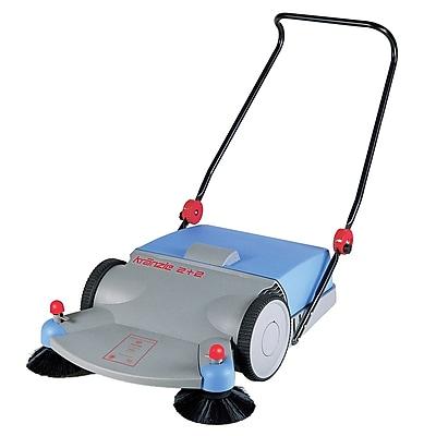 Kranzle USA 2+2 Push Sweeper