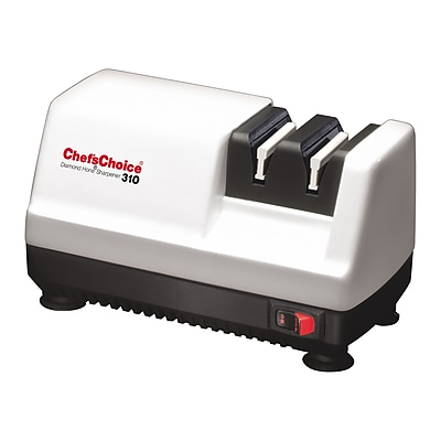 Chef's Choice Diamond Hone Light Duty Electric Knife Sharpener for Straight Edge Knives
