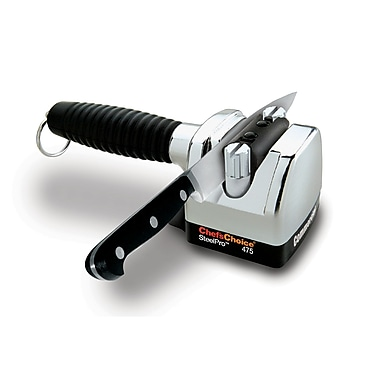 Chef's Choice Steel Pro Knife Sharpener with Metal Housing