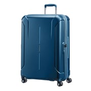 "American Tourister Technum 28"" Spinner Luggage, Metallic Blue (92449-1541)"