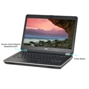 Dell E6440 Laptop, Intel i5 Processor, 4GB Ram Memory, 500GB HDD, Refurbished