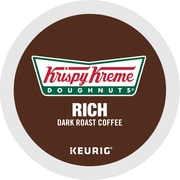Keurig Krispy Kreme Donuts Coffee Rich Dark Roast 24 Count K-Cup® Pods (5000197784)
