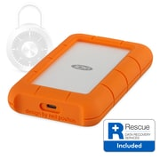 Seagate Lacie 2TB Rugged Secure All-Terrain Encrypted Storage (STFR2000403)