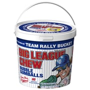 Big League Chew Gumball Bucket Original, 80 Count (FGM66056)