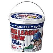 Big League Chew Gumball Bucket Original, 80 Count (FGM66056)