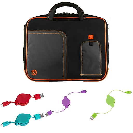 08b618188fe Vangoddy Office Business Travel Laptop Case up to 14 inch laptop + 4x  MicroUSB Charging Cables. https   www.staples-3p.com s7 is