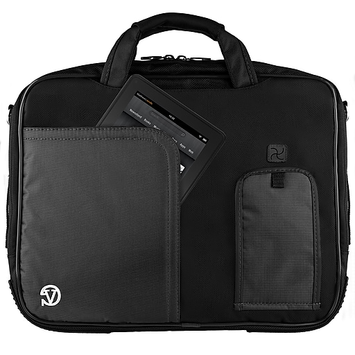 09a43f83d0d Vangoddy Office Business Travel Laptop Case up to 14 inch laptop + ...