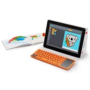 """Kano Computer Kit Complete, Build & Code your own Laptop, 10.1"""" HD Screen (1005-02)"""