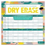 "2019 TF Publishing 12"" X 12"" Dry Erase Wall Calendar (19-1149)"