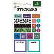 """TFI All Occasion Planning Sticker Pack (99-2012) 3.5"""" X 6.5"""""""