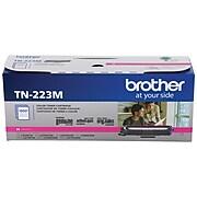 Brother TN-223M Magenta Standard Yield Toner Cartridge (TN223M)