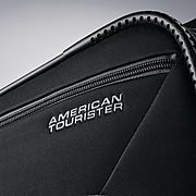 "American Tourister 4 KIX 25"" Spinner Luggage, Black/Grey (92452-1062)"