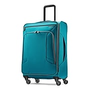 "American Tourister 4 KIX 25"" Spinner Luggage, Teal (92452-2824)"