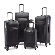 American Tourister Zoom Spinner Luggage Tote, Black (92426-1041)