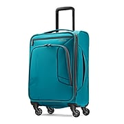 "American Tourister 4 KIX 21"" Spinner Luggage, Teal (92450-2824)"