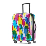 "American Tourister Moonlight 21"" Spinner Luggage, Popsicles (92504-6571)"