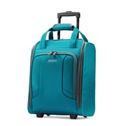 American Tourister 4 KIX Rolling Tote, Teal (92457-2824)