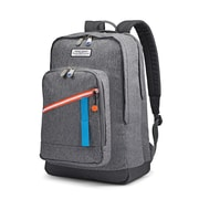 American Tourister Keystone Backpack, Grey Heather, (106720-T556)