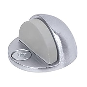 Tell Low Dome Floor Stop, Satin Chrome Finish 26D (DT100033)