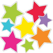 Twinkle Twinkle You're A STAR! Color Stars Cut-Outs, 36/Pack (120547)