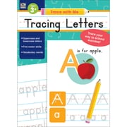 Tracing Letters (Trace with Me ), Paperback, Ages 3+ (705215)