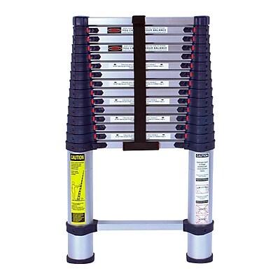 Xtend+Climb® 15.5' Aluminum Pro Series Telescoping Ladder