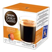 Nescafe Dolce Gusto Caffe Grand Intenso Capsules, 16ct (NES91355)