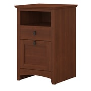 Bush Furniture Buena Vista 2 Drawer File Cabinet, Serene Cherry (MY13652-03)