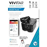 Vivitar WiFi Outdoor Smart Plug (HA-1011-STP)