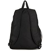 SumacLife Light Weight School Laptop Backpack, Black Pink (PT_NBKLEA474_NS)