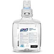 Commercial Dispensing Purell® Healthcare Waterless Surgical Scrub Refill for CS8 Dispenser, 1200 mL, 2/Carton (7869-02)