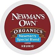 Keurig® Newman's Own Organics Special Blend Keurig® K-Cup® Pods, Medium Roast, 48 Count (373293)