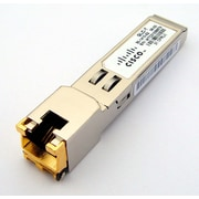 Cisco GLC-T 1000BASE-T SFP RJ-45 Transceiver, Refubished (GLC-T)