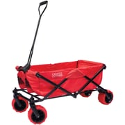 Creative Outdoor Distributor™ All-Terrain Folding Wagon, Red (900178)
