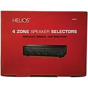 Helios Speaker Selector, 4 Zones, AS-SS4 (ETHASSS4)