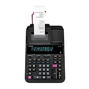 Casio DR-120R 12-Digit Desktop Printing Calculator, Black
