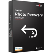 Stellar Phoenix Photo Recovery Premium for 1 User, Windows, Download (SPPRPREWV82018)