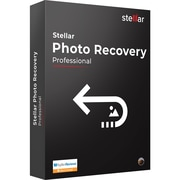 Stellar Phoenix Photo Recovery Professional for 1 User, Mac, Download (SPRPROMV82018)