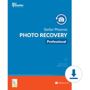 Stellar Phoenix Photo Recovery Professional for 1 User, Windows, Download (SPPRPROV82018)