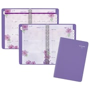 "AT-A-GLANCE® Beautiful Day Weekly/Monthly Appt. Book/ Planner, 13 Months, January Start, 4 7/8"" x 8"", Lavender (938P-200-19)"