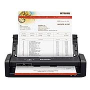 Epson ES-300WR Wireless Duplex Mobile Receipt & Document Scanner, Auto Doc Feeder